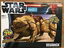 Star Wars Dewback Figura Walmart Exclusivo Potj Ptoj Vintage Poses 2012