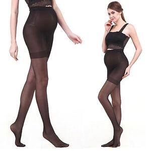 2PCS/Lot Maternity Tights Thin Tights Increase Crotch Pantyhose Anti-off Silk 8D