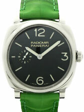 Panerai Radiomir 1940 3Days Acciaio 42mm Mechanical Men Watch PAM00574 New Orig