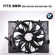 Brushless Motor Radiator Cooling Fan 600 W fit BMW 2004-2009 525i