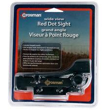 NEW Crosman 11mm RED DOT Point Sight Tactical Reflex Air Rifle Co2 Pistol Airgun
