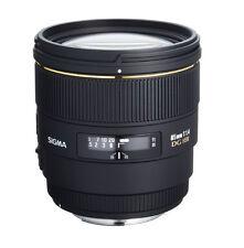 Sigma EX 85mm f/1.4 HSM DG EX Lens For Nikon