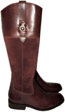 Frye Molly Button Knee High Boots Riding Tall Equestrian Zipper Booties 8.5