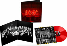 AC/DC Power Up LP Coloured Red Opaque Vinyl New Sealed