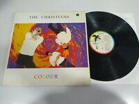 "The Christians Colour 1990 Island Spain Edition - LP vinyl 12 "" VG/VG - 3T"