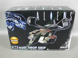 SEALED Miracle House Aoshima Aliens SGM-12 03 Black Drop Ship 1/72 LE 500 NIB NR