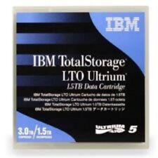 Ibm 46X1290-5PK Tape Lto Ultrium-5 1.5tb/3.0tb 5/pk (46x12905pk)