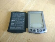 Palm M500 Organizer Palm Pilot Pda w/ Case. No cable.untested.includes card