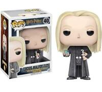 "HARRY POTTER LUCIUS MALFOY HOLDING PROPHECY 3.75"" POP VINYL FIGURE FUNKO NEW"