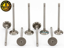 SET 8 EXHAUST VALVES AUDI A3 TT SEAT ALTEA  LEON SKODA OCTAVIA SUPERB VW GOLF 6