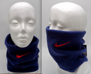 Nike Basic Neck Face Warmer Midnight Navy/Challenge Red Youth One Size