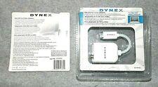 Dynex Mini DVI to VGA Adapter DX-AP100 UPC Apple Notebook to RCA/S Video Input