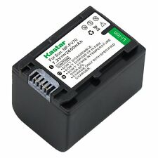 1x Kastar Battery for Sony NP-FH70 HDR-XR500 HDR-XR520