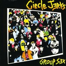 Circle Jerks - Group Sex (CD Used Like New)