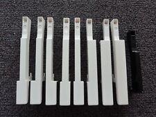 Korg Triton, Trinity, 01W, Oasys, M1, Yamaha Replacement Keys..keys are Polished