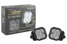 SS3 LED Type F2 Fog Light Kit - Fits Ford F150 F250 F350 Pro Fog Optic White