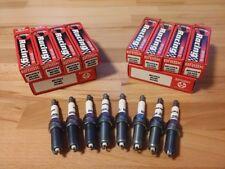 10x Bmw M5 5.0i E60,E61 V10 y2004-2010 = BRISK YS Silver Upgrade Spark Plugs