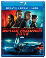 BLADE RUNNER 2049 (3-D)  -  Blu Ray - Sealed Region free