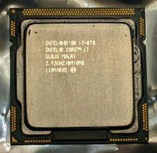Intel SLBJG Core i7-870 2.93GHz LGA1156 Quad-Core CPU Processor