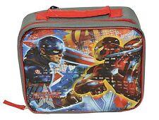 Marvel Avengers Captain America-3 Civil War Boys Lunch Bag