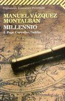 Millennio: 2 - Manuel Vázquez Montalbán - Libro nuovo in Offerta!
