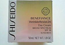 Shiseido.Benefiance. WrinkleResist 24 Day Cream SPF 18,  50 ml