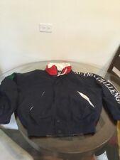 Vintage Nautica Challenge J-Class Windbreaker Jacket Size Large Competition