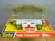 "DINKY TOYS  MODEL No.359  ""EAGLE TRANSPORTER""  ( BUBBLE TOP VERSION)  VN MIB"