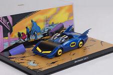 Movie Car Batman #311 Batmobil Detective Magazine Series Comics Model 1:43
