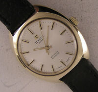 Lovely TISSOT ACTUALIS AUTOLUB '80 Swiss Wrist Watch - UNUSUAL PLASTIC MOVEMENT