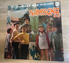 TV 33 tours Samsong  RTF Billy Nencioli VG+