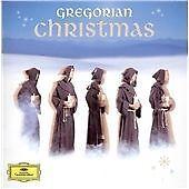 Gregorian Christmas, Gregorian Chant, Very Good CD