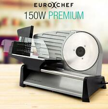 1-15mm Cut Premium Electric Meat Slicer- Food Cheese Processor Bread Vegetable