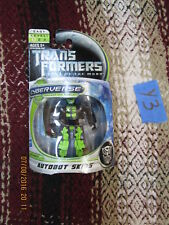 Y3_3 Transformers Movie Lot DOTM CYBERVERSE AUTOBOT SKIDS Dark of the Moon rotf
