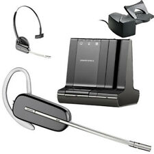 Plantronics Savi W740 3-in-1 Wireless Headset System + HL10 Lifter (B)