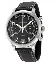 Longines Heritage Military 1938 Chronograph - Automatic, Swiss, Mint Condition