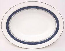 "Royal Doulton Sherbrooke - Open Vegetable Dish/Bowl - 10.75"""