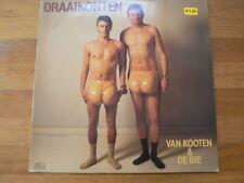 LP RECORD VINYL DRAAIKONTEN VAN KOOTEN & DE BIE SIMPLISTIES VERBOND A
