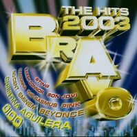 Bravo-The Hits 2003 Dido, Sarah Connor feat. Naturally 7, Outlandish, P.. [2 CD]