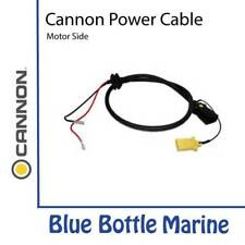 Cannon Downrigger Power Cable - Motor Side from Blue Bottle Marine