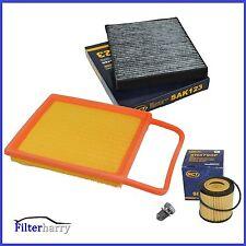 Inspektionspaket Filtersatz VW Polo 9N & Skoda Fabia 1,2 40KW 54PS AWY