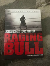 Raging Bull (Dvd, 2008, 2-Disc Set,  Collectors Edition)