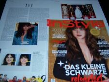 Dakota Johnson 18 pc German Clippings Full Pages Cover