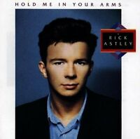Rick Astley Hold me in your arms (1988) [CD]