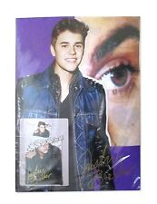 Justin Bieber Hearts Throw Blanket & Pillowcase Set New Official Merchandise NIB