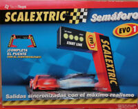 Semaforo  evo1  Scalextric SCX ES
