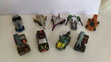 Transformers Armada Energon Minicon Paquete Colección x8 Lote De Trabajo