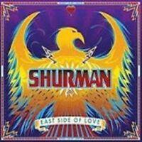 SHURMAN - EAST SIDE OF LOVE (2016) CD NEW!