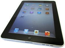 Apple iPad 1 32GB WiFi + 3G GSM iOS 5.1.1 1st Gen First MC496LL A1337