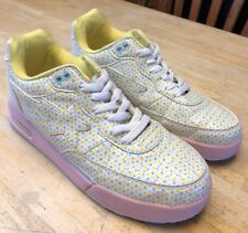 73c33658305f RARE Mens Bathing Ape OG Cotton Candy Roadstas Nigo Bapestas Shoes Size 8